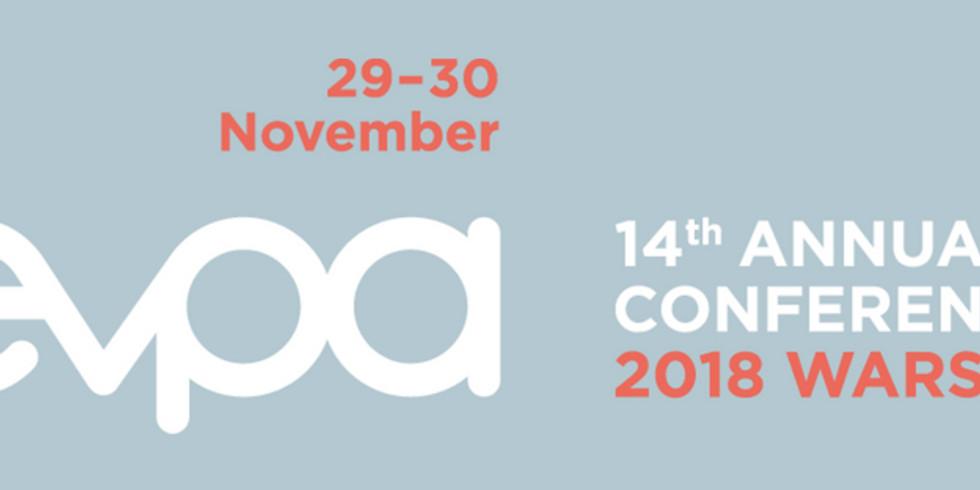 EVPA 14th Annual Conference