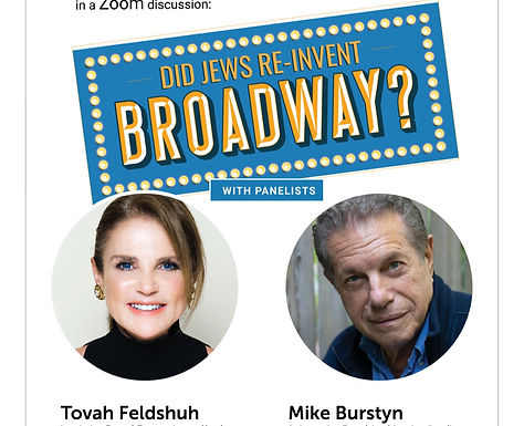 Did Jews Re-Invent Broadway?