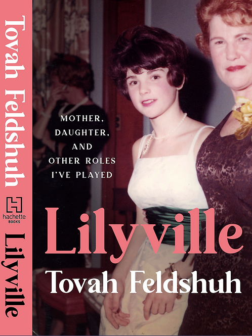 Autographed Bookplate for Pre-ordered Copy of LILYVILLE