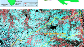 Spatial analysis of groundwater quality mapping in hard rock area in the Akola and Buldhana district