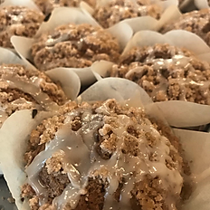 Pumpkin Streusel Muffins (seasonal)