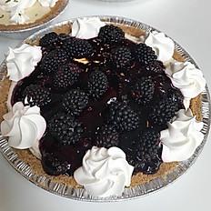 Blackberry Delight Pie