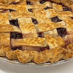 Lattice Crust Pies