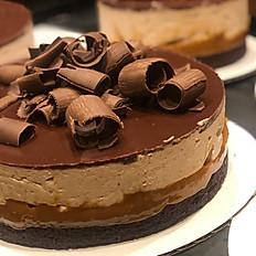 Brownie al Dulce de Leches
