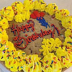 Cookie or Brownie Cake