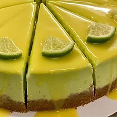 Lime Margarita Cheesecake