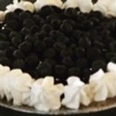 Blueberry Delight Pie