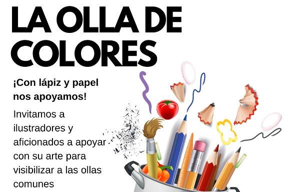 """Convocatoria """"La olla de colores"""""""