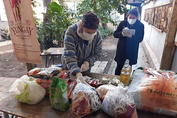 Ollas comunes del Barrio Yungay