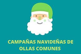 Apoyemos las campañas navideñas organizadas por ollas comunes