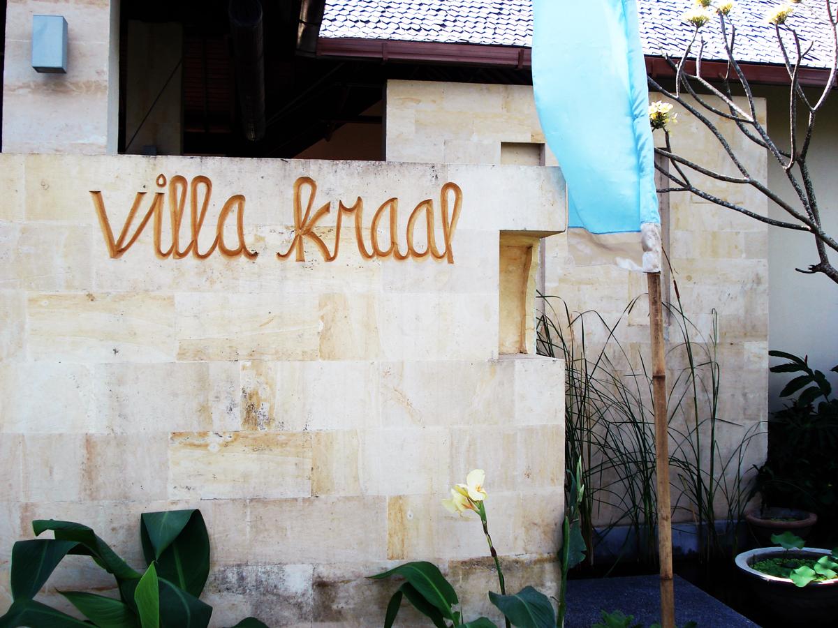 Villa Kraal Bali