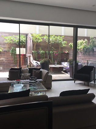 Yehuda ha-Levi St 20 Garden Apartment