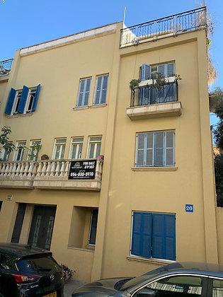 Dganya St 20, Tel Aviv