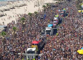Pride and Tourism in Tel Aviv