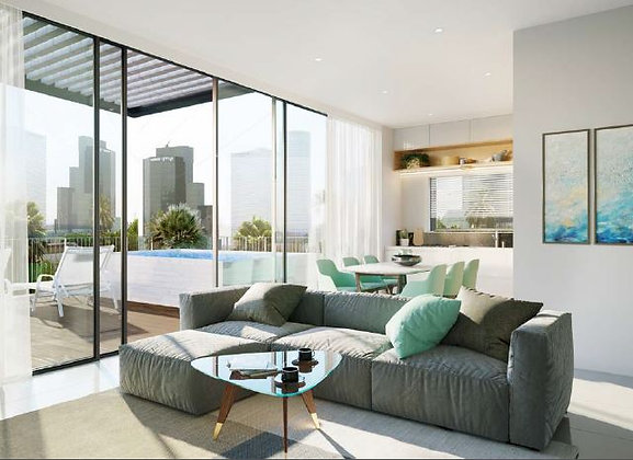 Montefiore 16 Penthouse