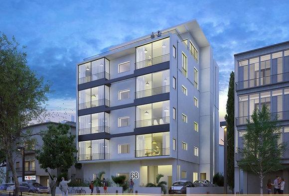 Melchett Street, Tel Aviv