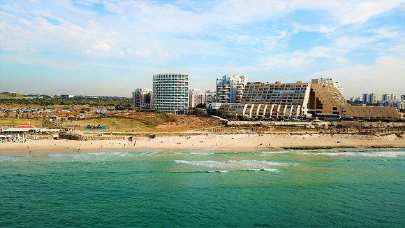 West Building/Hotel, Tel Aviv
