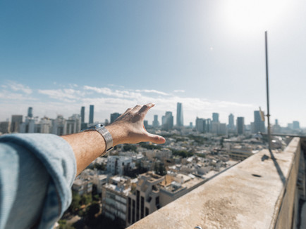 A Long Journey To Tel Aviv