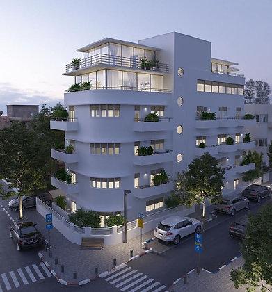 Borochov Street, Tel Aviv