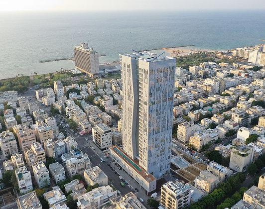 Arlozorov St 17 Penthouse, Tel Aviv