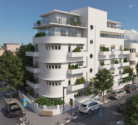 Borochov St. Duplex Penthouse