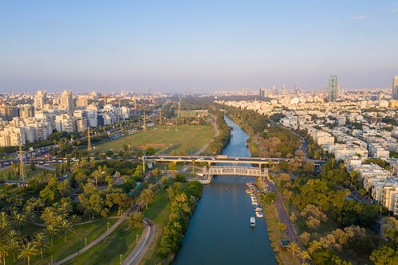 8 Yohanan Horkanos St. Tel Aviv