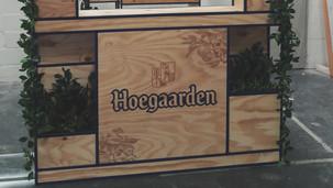 HOEGAARDEN MOBILE BAR