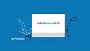 Promotion d'un site internet pour les professionnels de santé