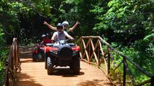 Promoção no site | Casadinha Quadriciclo Tour e Mergulho Easy