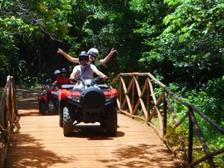Quadriciclo Tour - Reserva Sapiranga