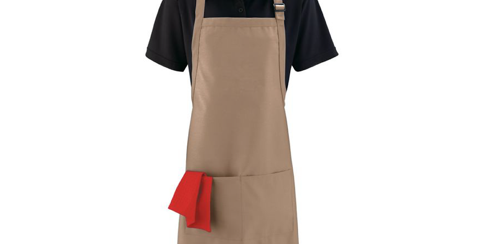 JJ Apron With Pockets - Full Width