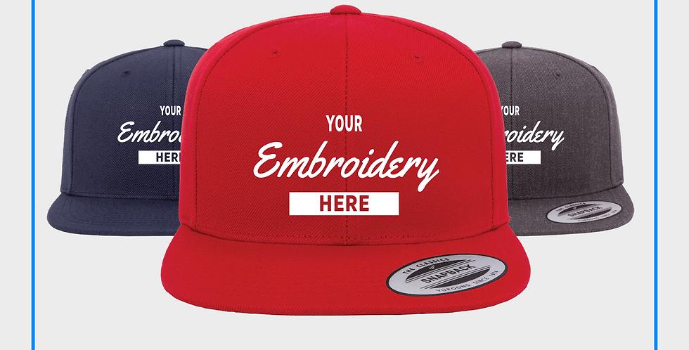 Premium Snapback Cap - Promo
