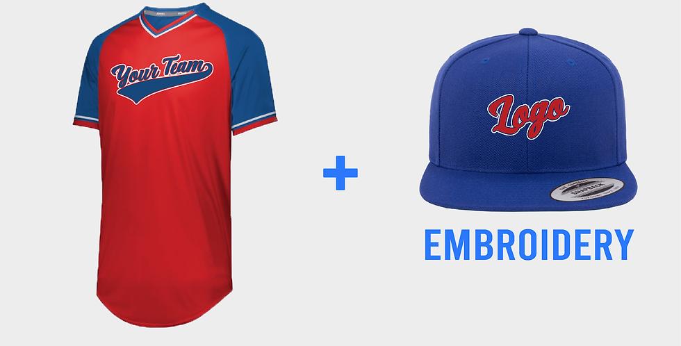Baseball + Softball Combo