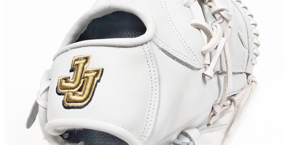"""JJ Baseball Gloves White 11.5"""""""