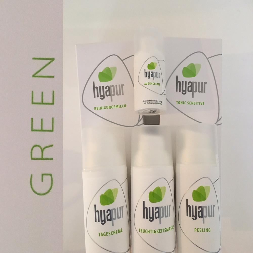 Green-Pflege-Serie von Hyapur aus Berlin