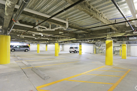Covered Garage Parking Available