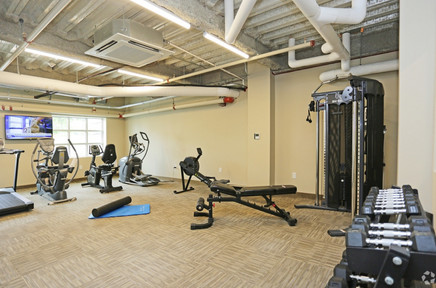 State-of-the Art Fitness Centre