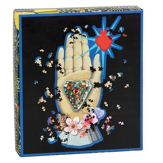 Christian LaCroix Hand Shaped Puzzle