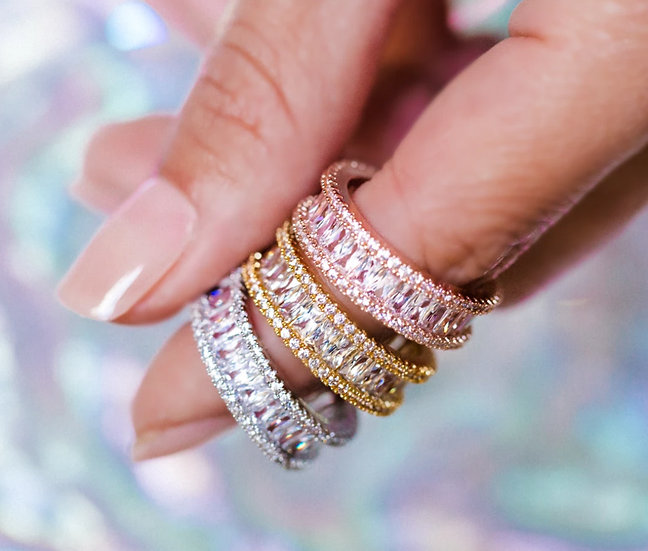 Royal Band Ring