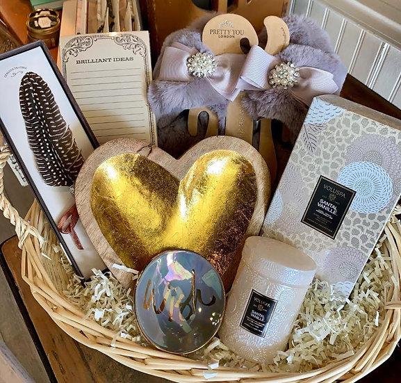 Brilliant Ideas Gift Basket