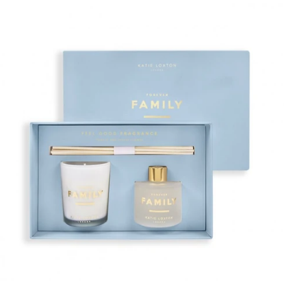 Forever Family Candle & Reed Diffuser