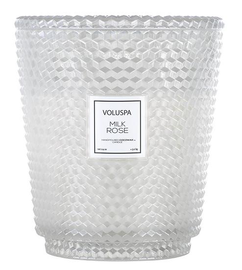 Voluspa Milk Rose Candle