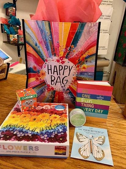 Puzzle Happy Bag