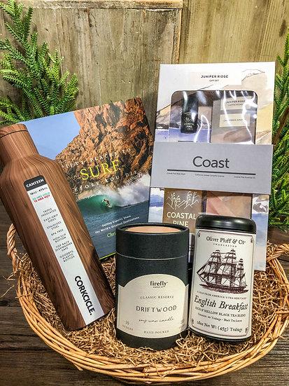 Driftwood Dreams Gift Basket