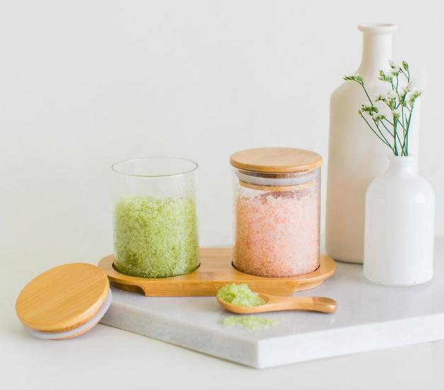 Dual Bath Salt Set