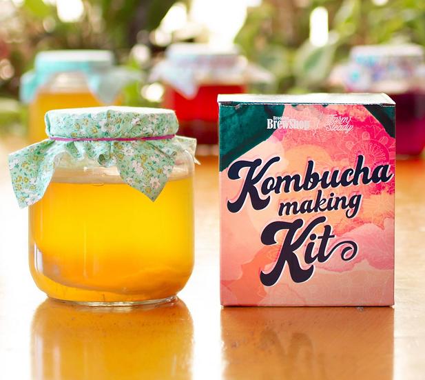Kombucha Making Kit
