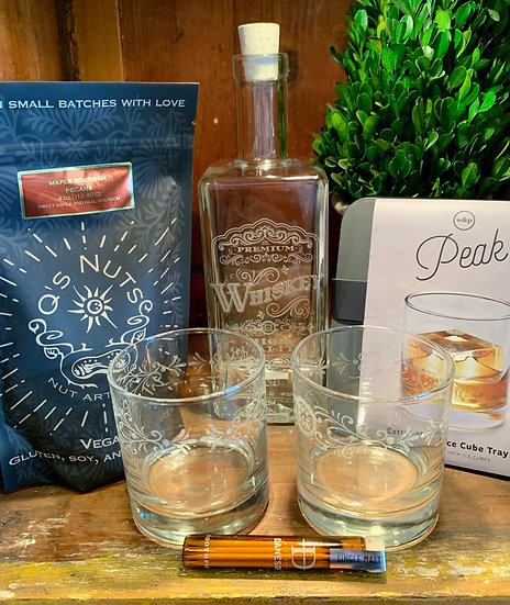 Whiskey and You Gift Set