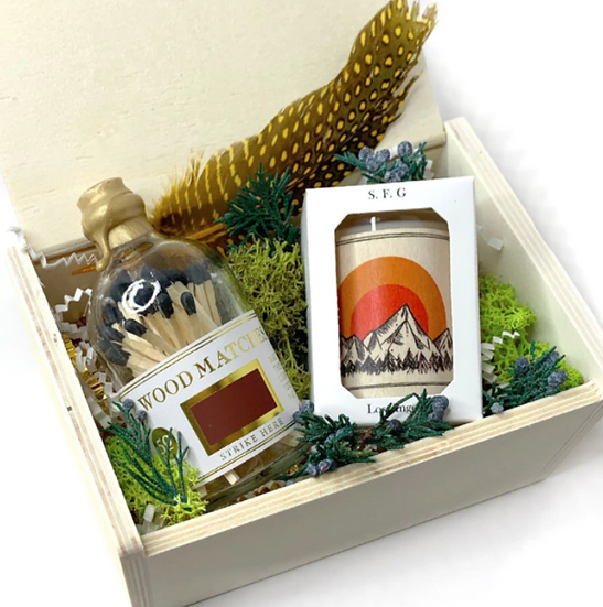 Great Outdoors Gift Box - Spitfire Girl
