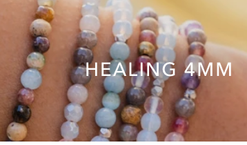 Healing Bracelets from Lotus and Luna