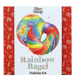 Rainbow Bagel Making Kit